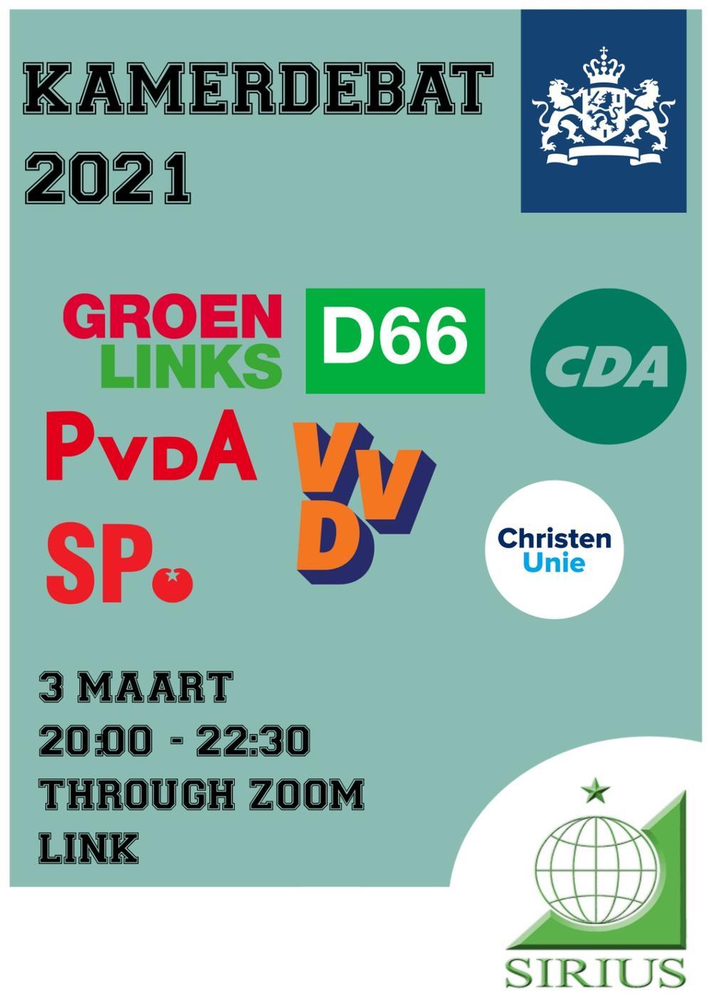 Nederlands Verkiezingsdebat