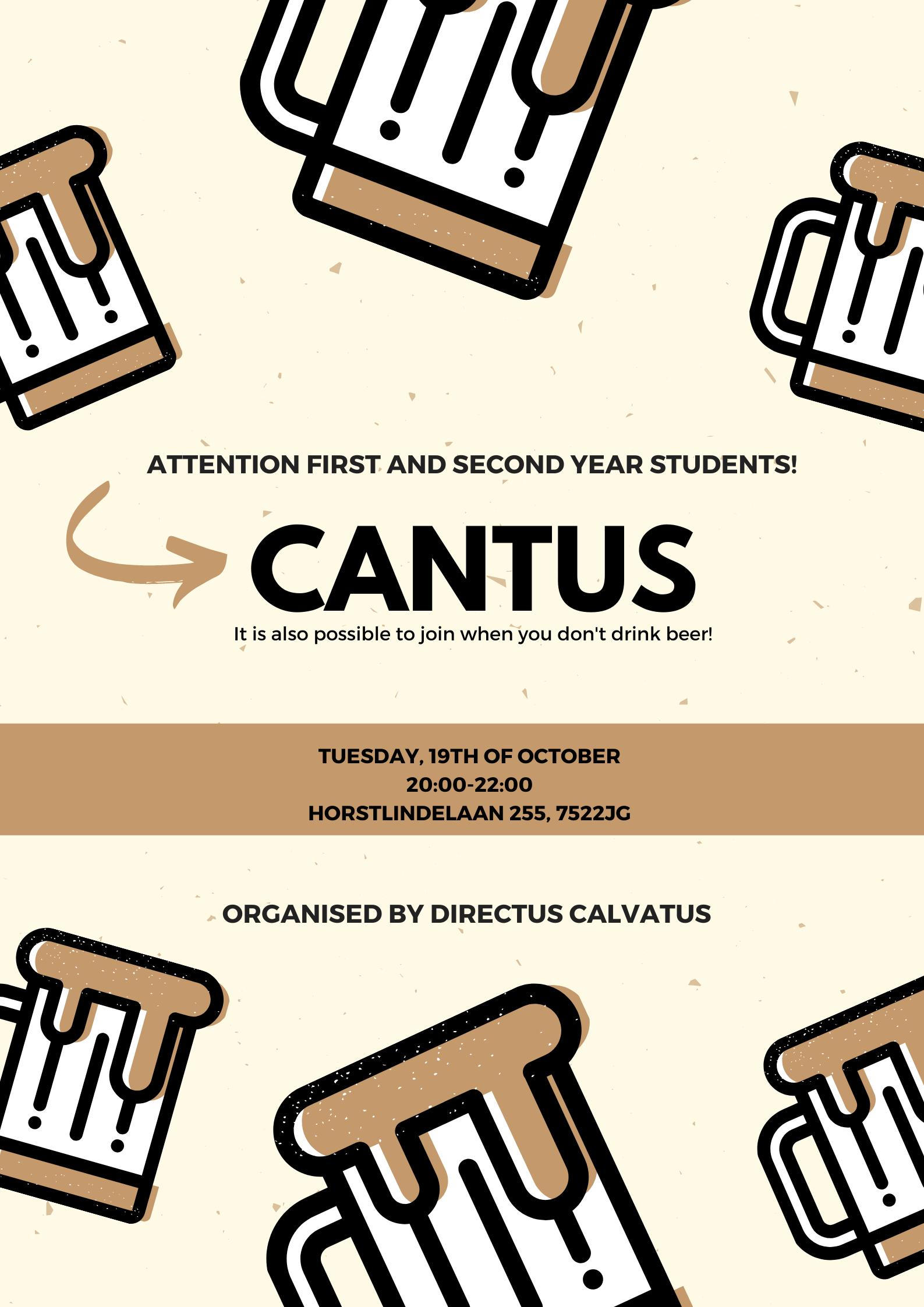 [CANCELLED] Directus Calvatus Cantus