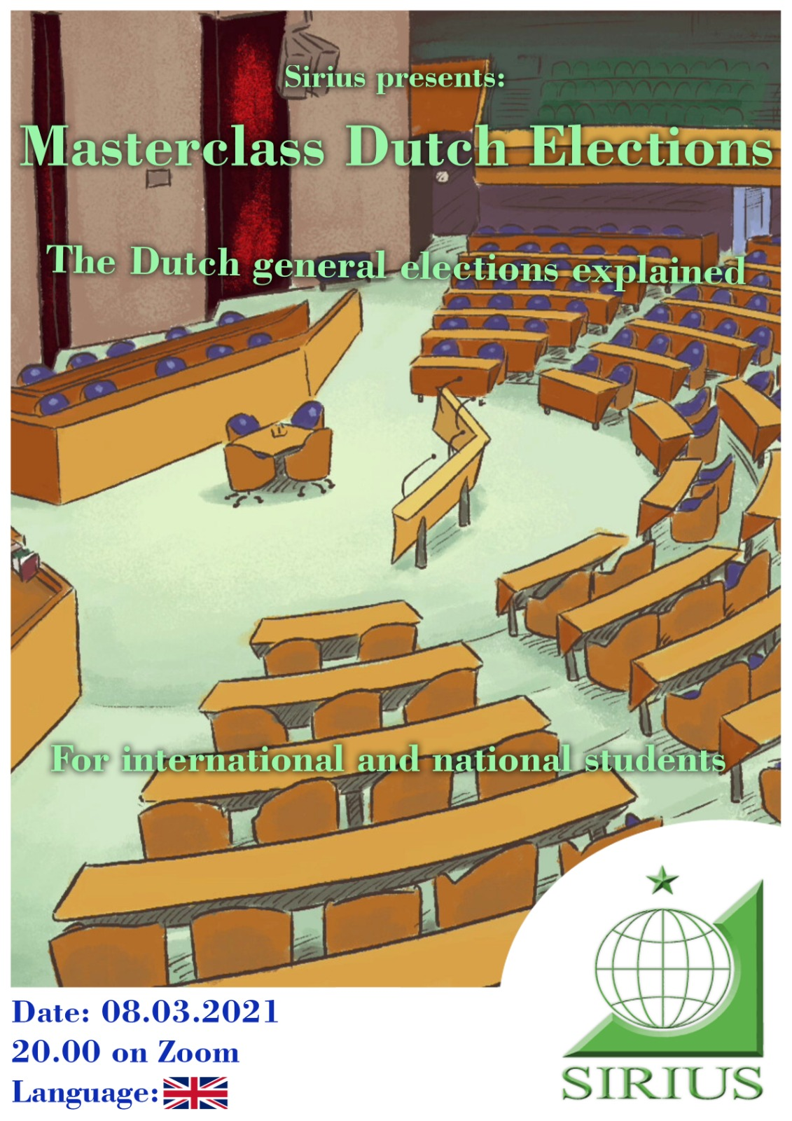 Masterclass Dutch Elections