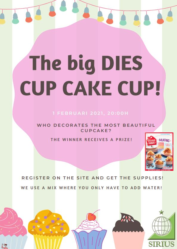 Dies Activity: Cupcake Cup