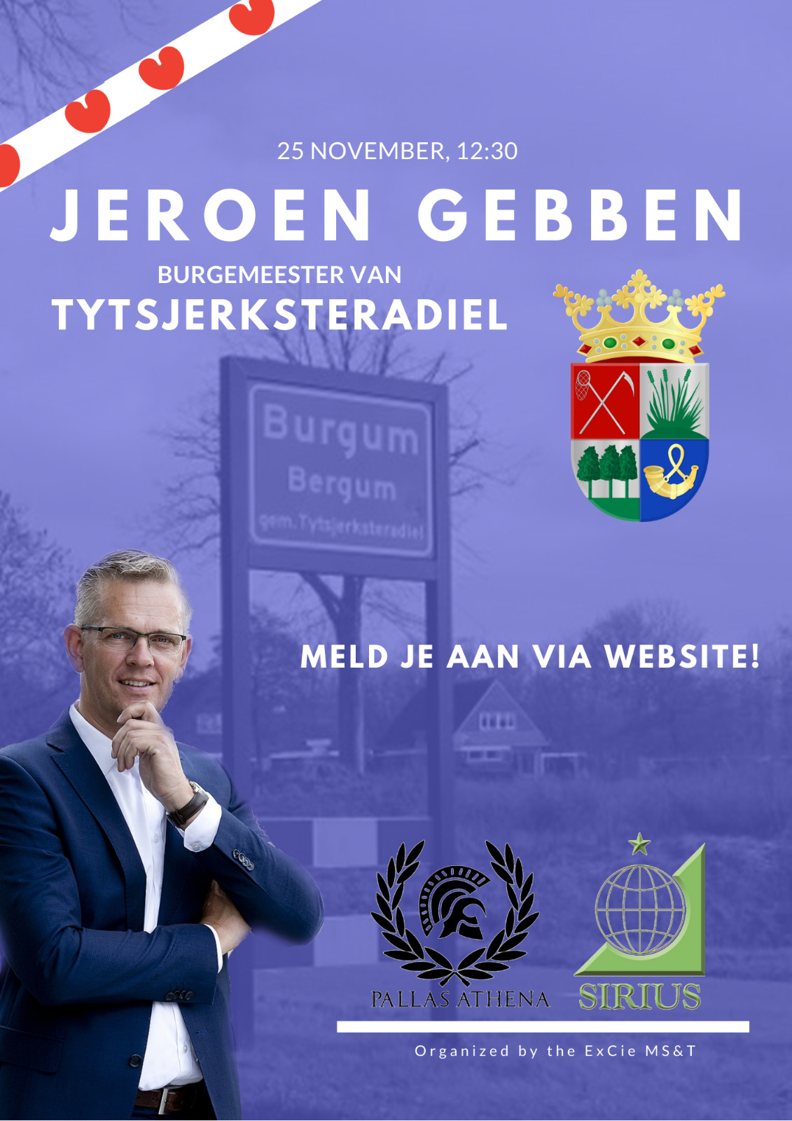 Lunch Lecture: Jeroen Gebben