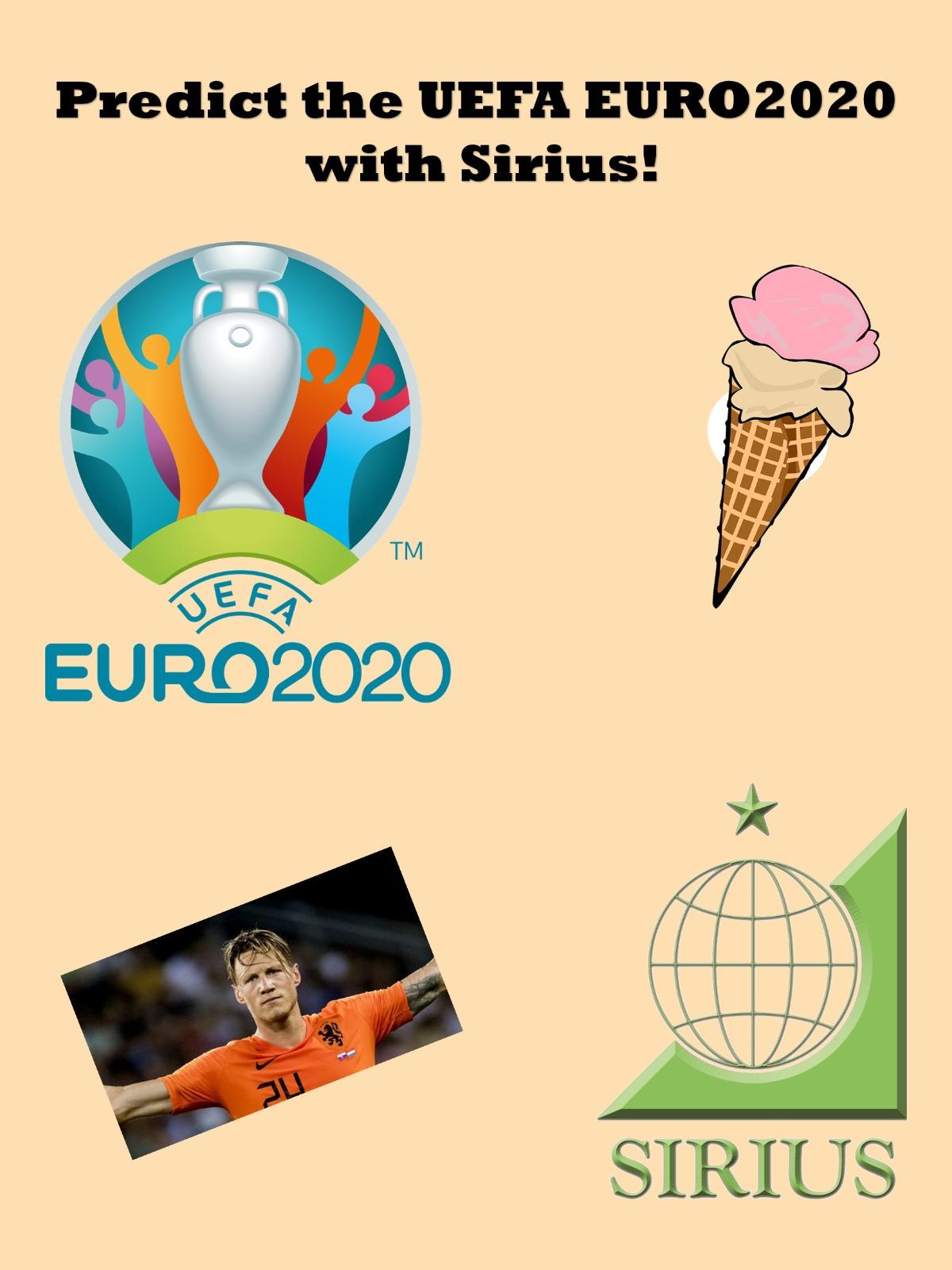 Predict the UEFA Euro 2020