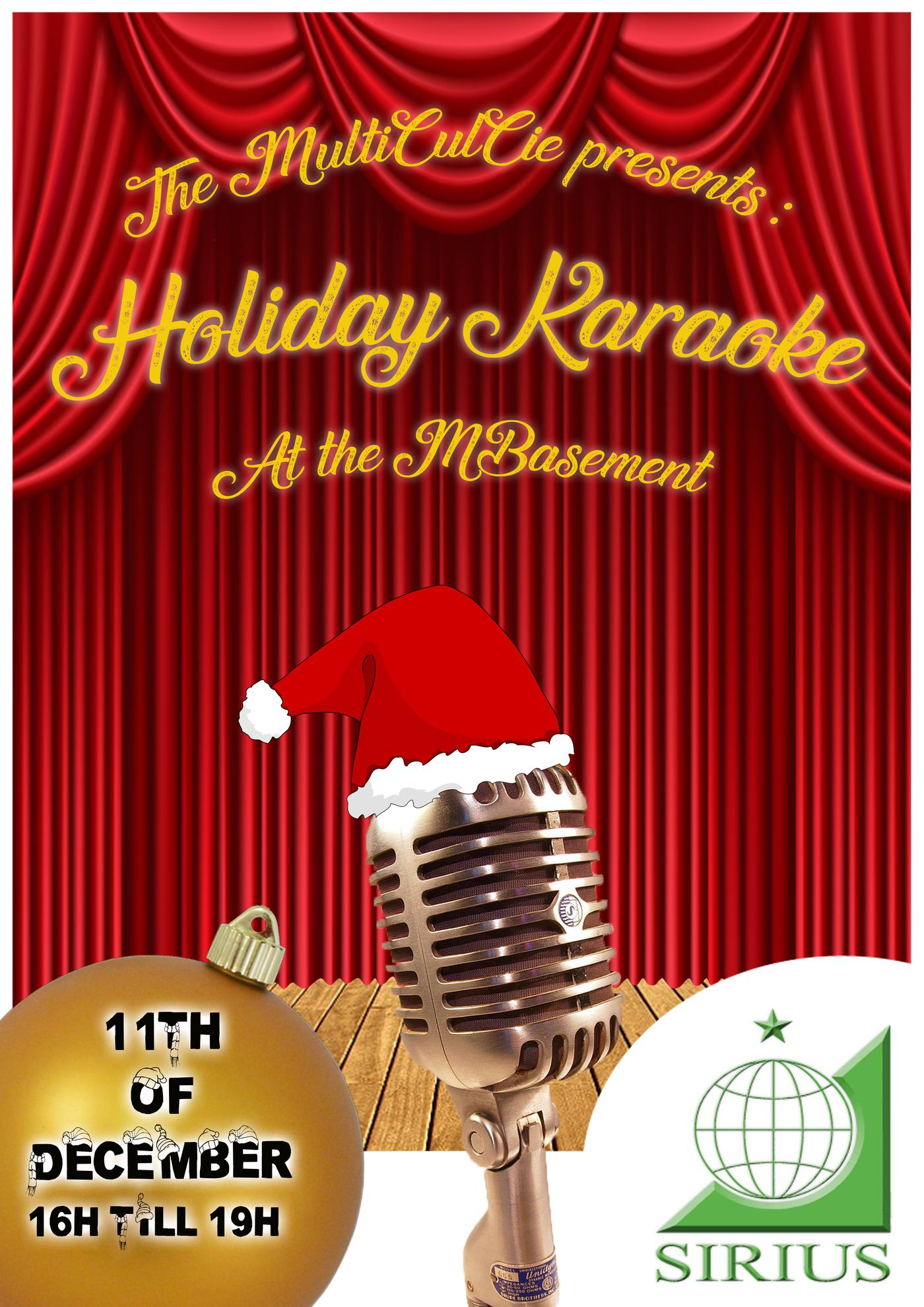 Holiday Karaoke