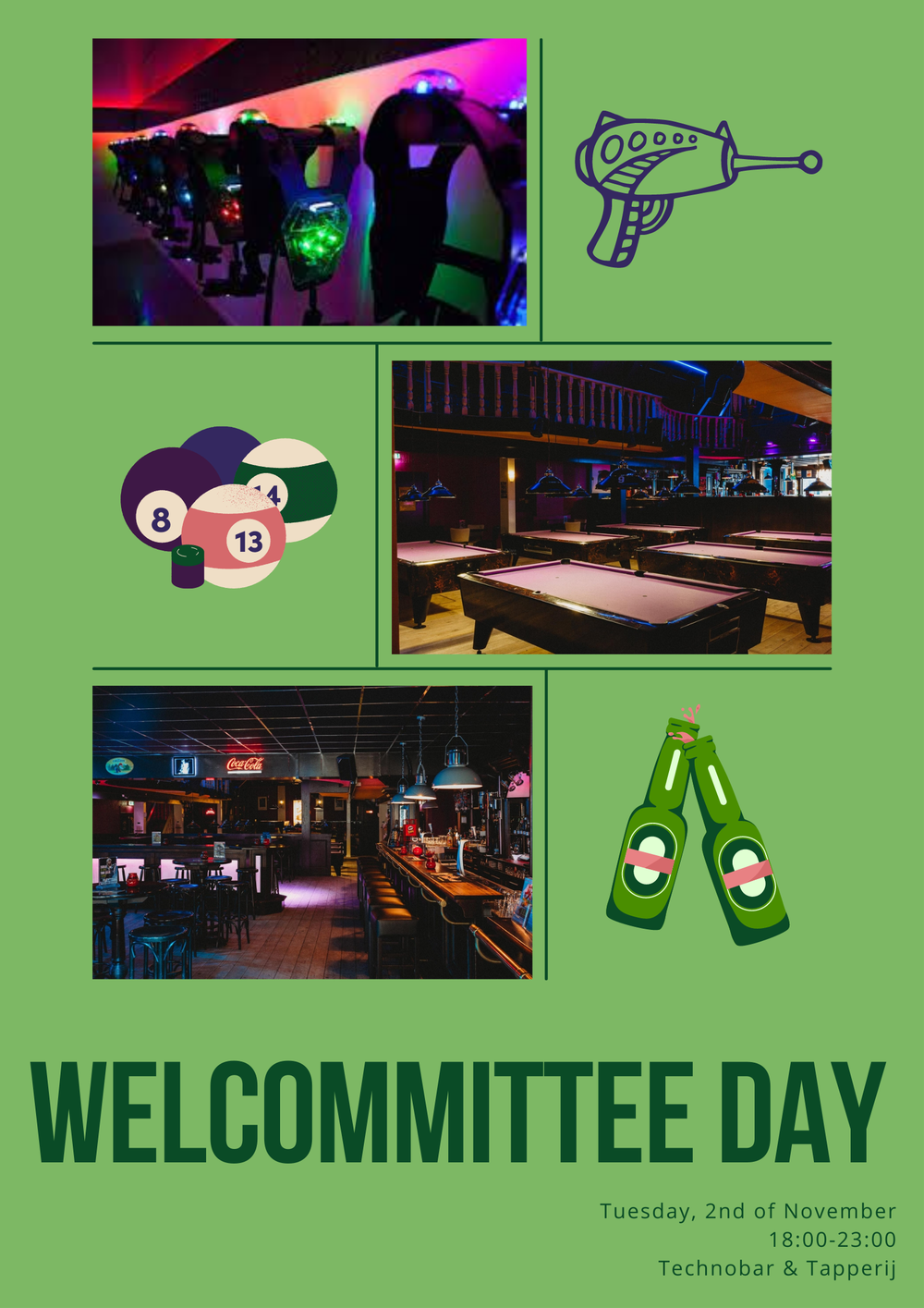 Welcommittee Day