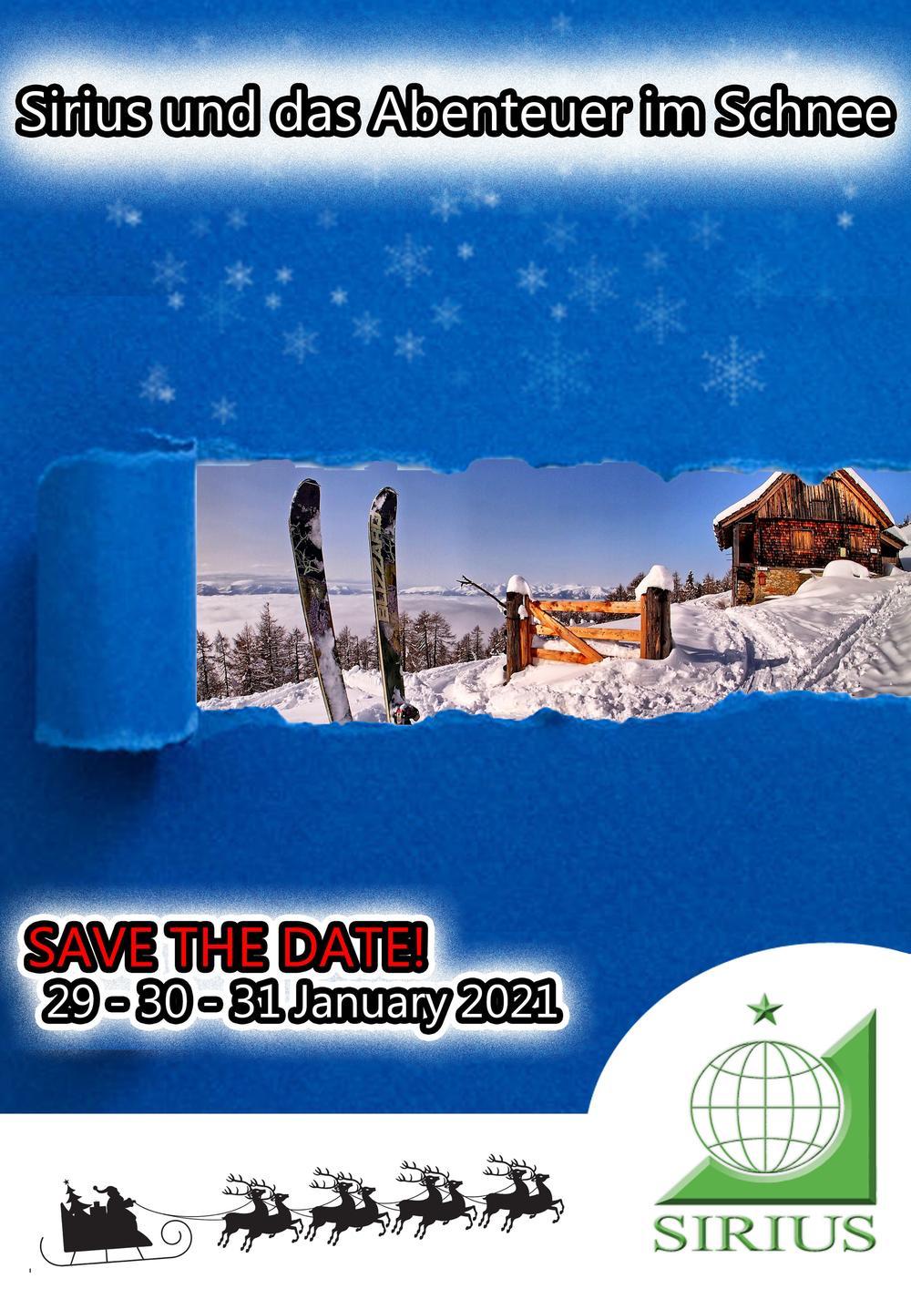 Sirius Ski Trip to Winterberg