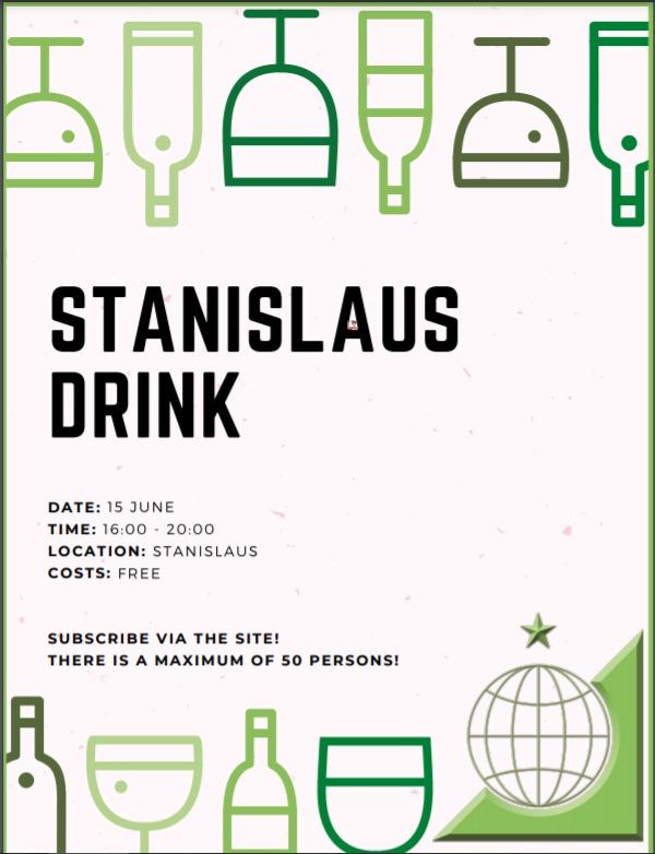 Stanislaus Drink