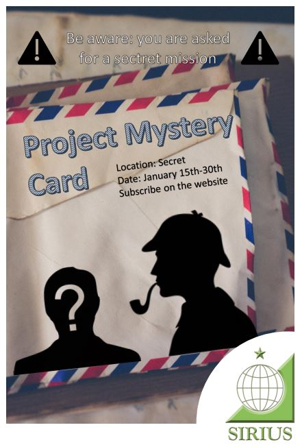Project Mystery Card